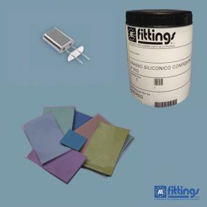 Thermally conductive insulators